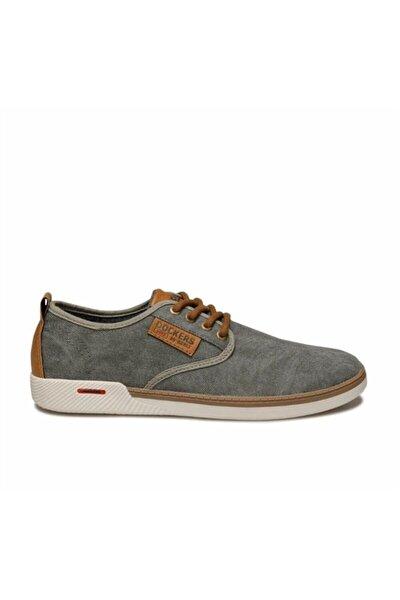 Erkek Haki Sneaker Ayakkabı
