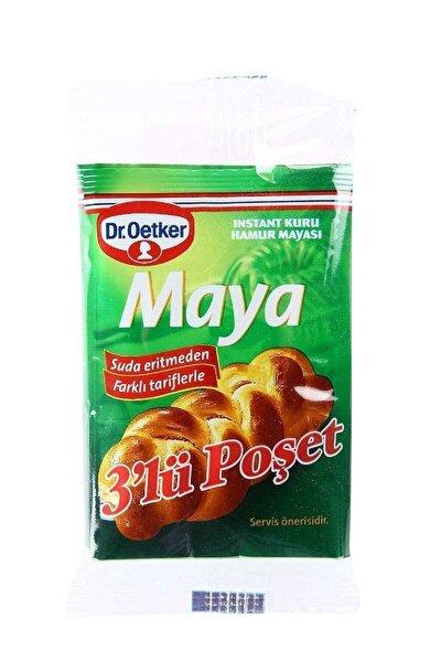 Kuru Maya 10 gr 3'lü Paket