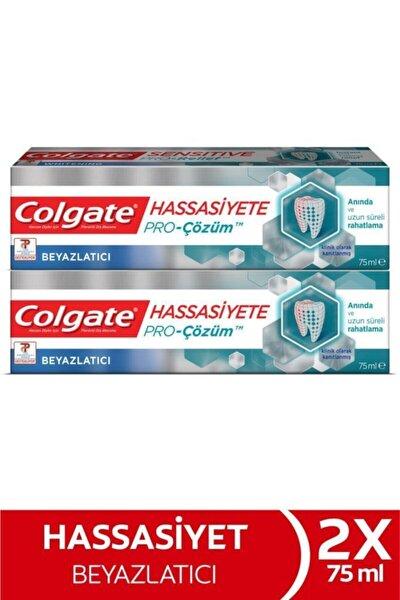 Hassasiyete Pro Çözüm Beyazlatıcı Sensitive Pro Relief Diş Macunu 2 X 75 ml
