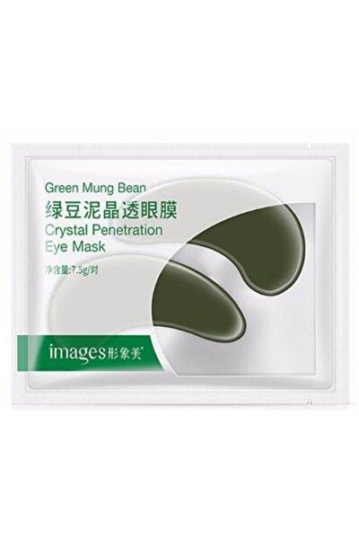 Kolajen Yeşil Maş Fasulyesi Özlü Gözaltı Maske WNS-806S81G