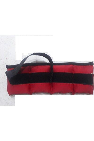 Kırmızı El Ayak Kum Torbası 2 X 1 kg