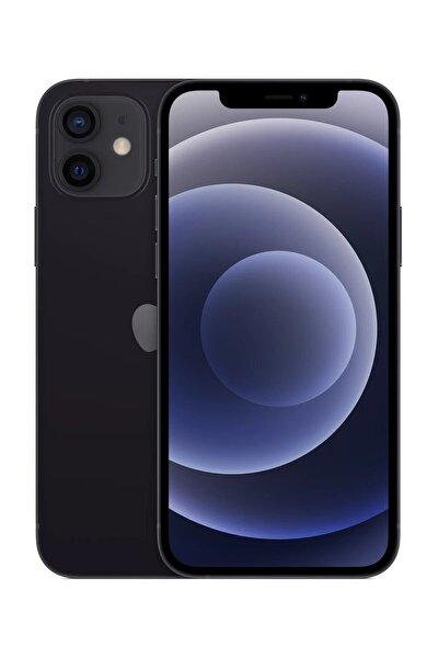 iPhone 12 Mini 64GB Siyah Cep Telefonu (Apple Türkiye Garantili)