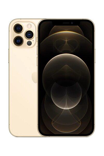 iPhone 12 Pro Max 256GB Altın Cep Telefonu (Apple Türkiye Garantili)