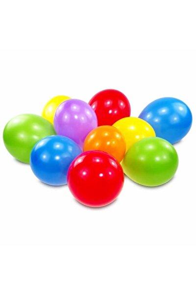 Balon Pastel Karışık Renkli 100lü