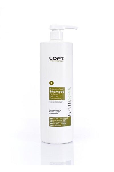 Sülfatsız Dökülme Karşıtı + Tonik Etkili Şampuan 1000ml.