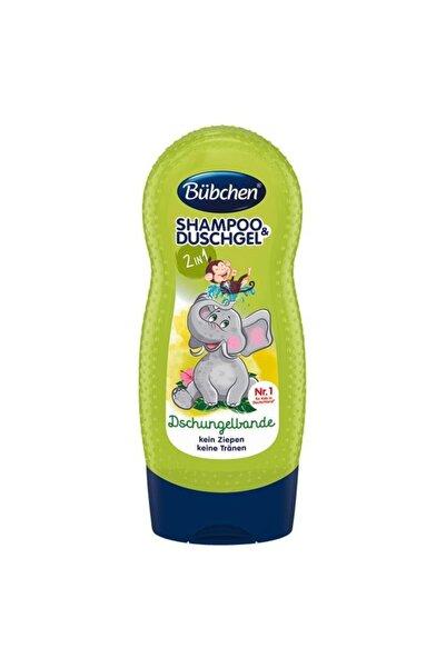 Çocuk Şampuan&duş Jeli Tropıc Jungle 230ml