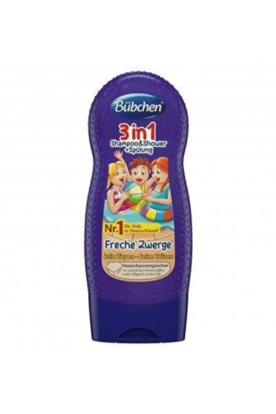 Çocuk Şampuanı Duş Jeli 3 In1 230 Ml