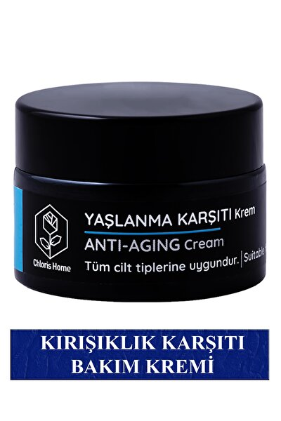 Anti Aging Yaşlanma Karşıtı Krem (30ml)