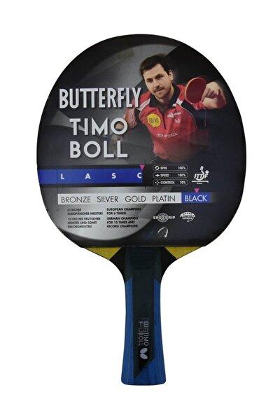 Timo Boll Black Masa Tenisi Raketi