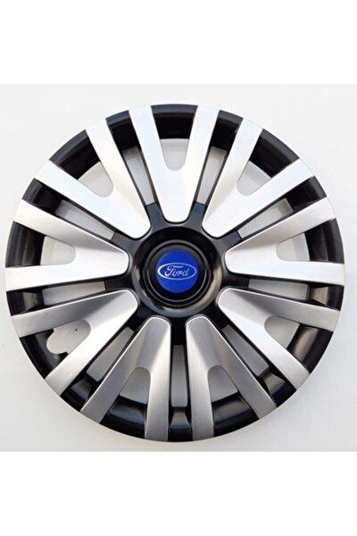 Ford Fiesta 14'' Inç Çelik Jant Görünümlü Renkli 4'lü Set Jant Kapağı