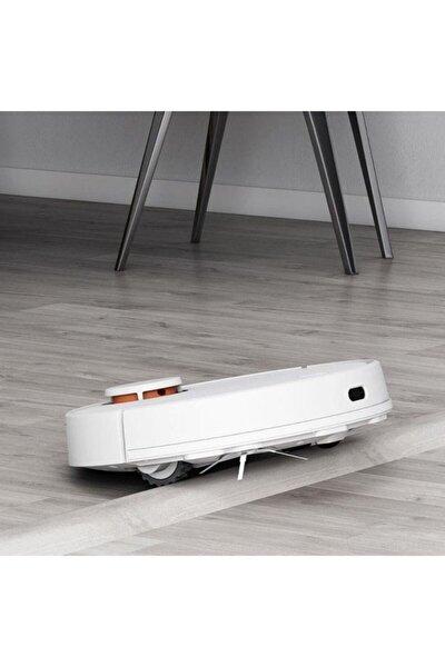 Mi Robot Vacuum Mop Pro Cleaner - Robot Süpürge Ve Paspas- Beyaz