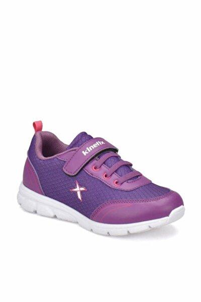 YANNI Mor Neon Pembe Kız Çocuk Koşu Ayakkabısı 100314939