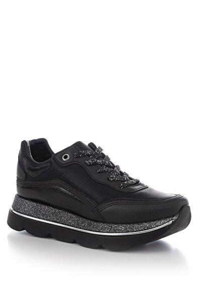 Kadın Siyah Spor Ayakkabı Dgf113