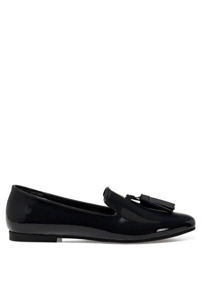 MILA2 Siyah Kadın Loafer Ayakkabı 101025952