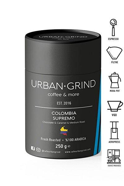 Colombia Ince-orta Öğütülmüş Kahve 250 Gr
