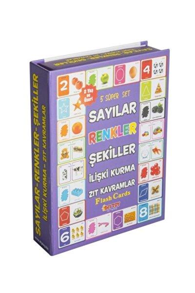 Dıy-toy Flash Cards Süper Set