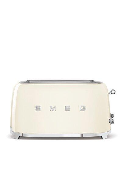 Krem 4 Dilimli Ekmek Kızartma Makinesi Tsf02creu