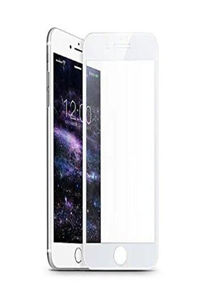Iphone 7/8 Plus 5d Ekran Koruyucu Beyaz