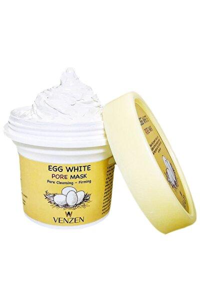 Egg White Pore Gözenek Maskesi (125g)-gözenek Temizleyici,sıkılaştırıcı Maske