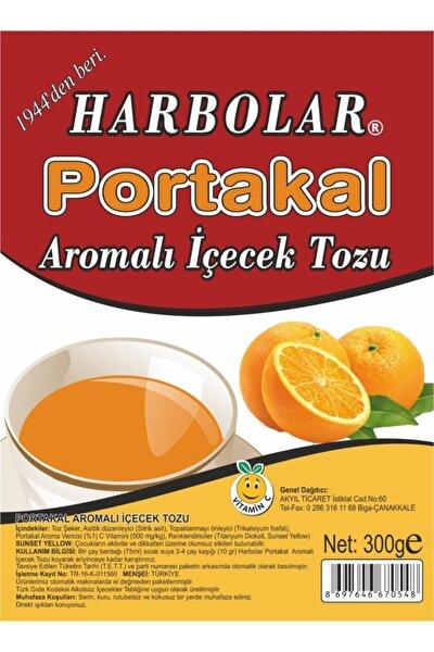 Portakal Aromalı Içecek Tozu 300gr