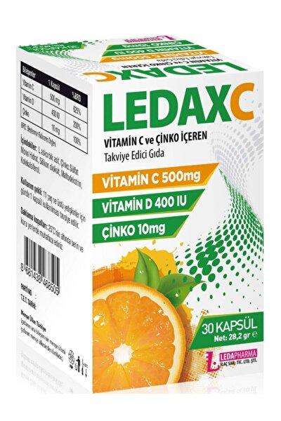 C Vitamini Çinko D Vitamini Içeren Takviye Edici Gıda