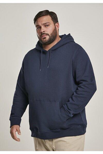 Erkek Lacivert Kalın Sweatshirt