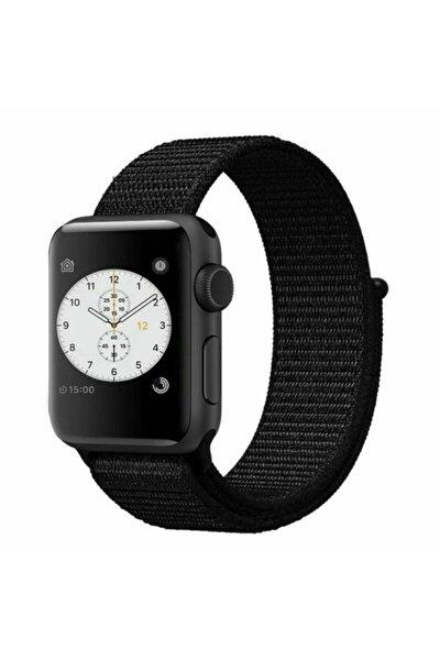 Apple Watch 42 44 Mm Hasır Kordon