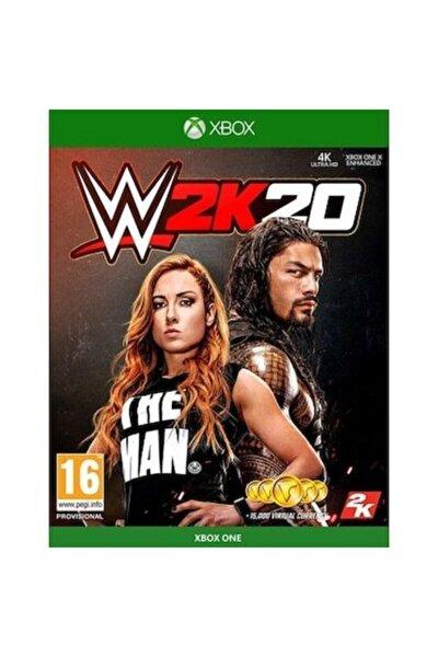 Wwe 2k20 Standard Edıtıon Xbox One Oyun