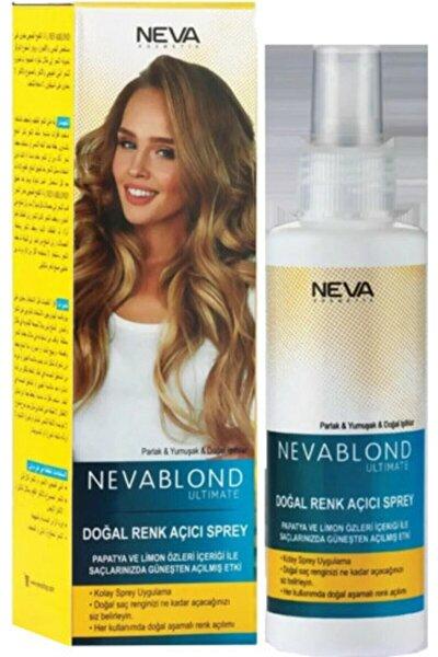 Neva Blond Ultimate Doğal Renk Açıcı Sprey 150 Ml