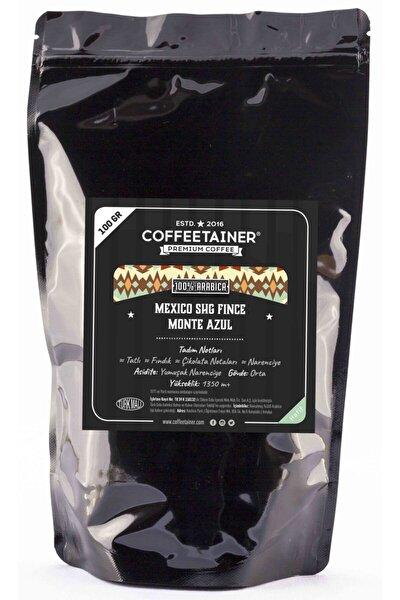 Meksika Monte Azul Çekirdek Kahve (%100 Arabica) 100 Gr