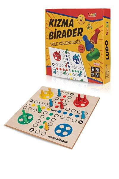 Kızma Birader - Akıl Hafıza Mantık Beceri Eğitici Zeka Strateji Kutu Oyunu