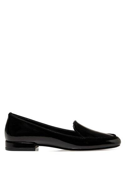 ZERRA4 Siyah Kadın Loafer Ayakkabı 101026047