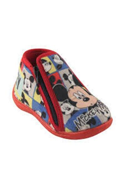 Lisanslı Desenli Erkek Çocuk Ev Ve Kreş Ayakkabısı