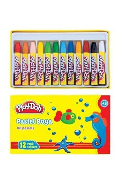 Play-doh Pastel Boya 12'li