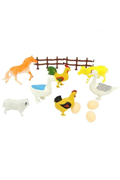 Kartela Çiftlik Hayvanları Seti