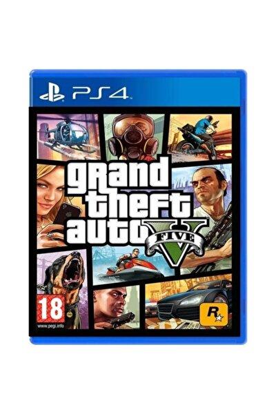 Grand Theft Auto 5 - Gta V - Ps4 Orjinal Kutulu Tam Sürüm Oyun