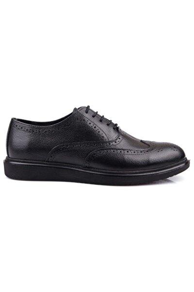 Hakiki Deri Klasik Erkek Ayakkabı Koc082
