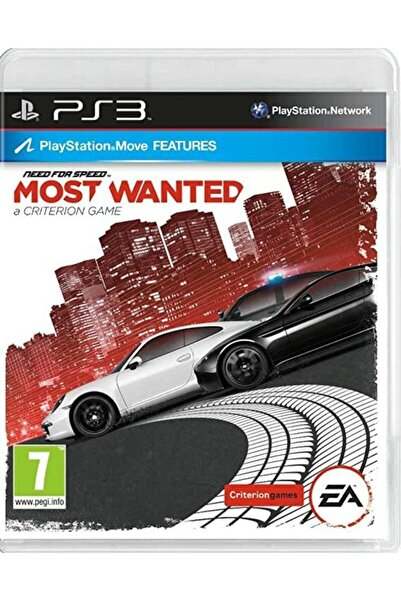 Need For Speed Most Wanted - Ps3 Oyun