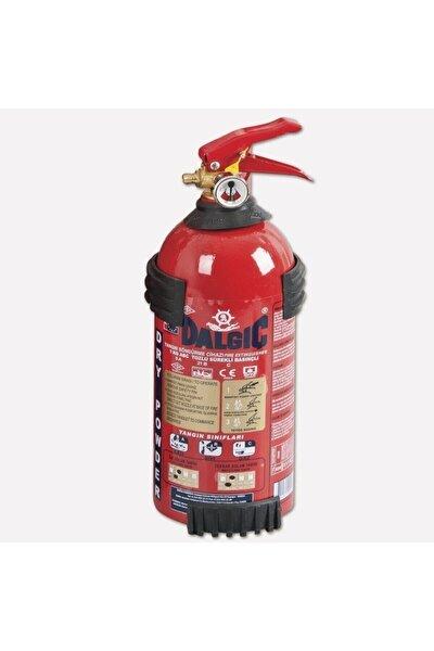 1 Kg Abc Kuru Kimyevi Tozlu Yangın Söndürme Tüpü Tse'li