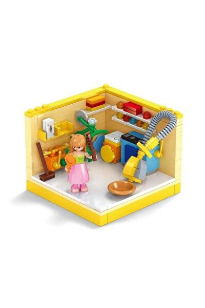 Lego Life Çamaşır Odası Ev Seti