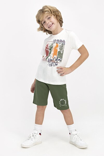 Erkek Çocuk Bermuda Takım