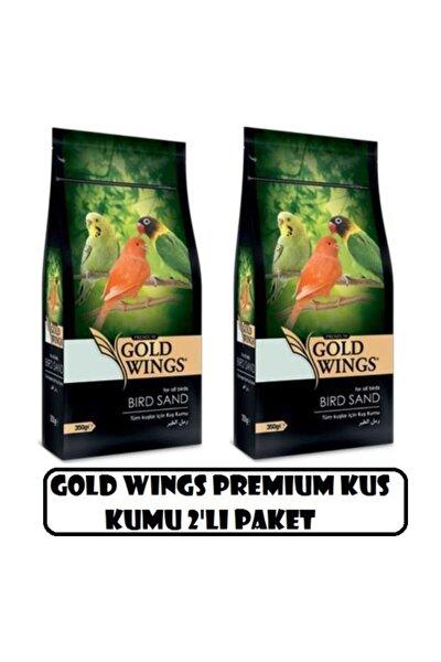 Premium Mineralli Kuş Kumu 350 Gr X 2 Adet