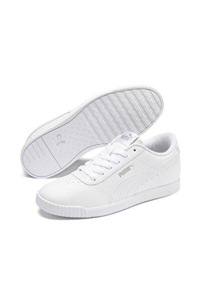 370548 Beyaz Kadın Spor Ayakkabı