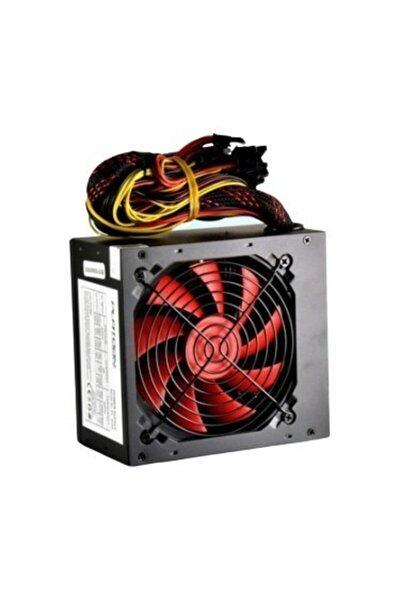 Pl-9264 600w Power Supply 12cm Geniş Fan Güç Kaynağı
