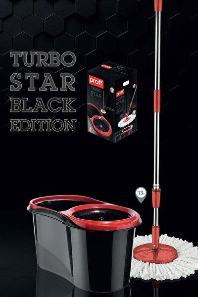 Turbo Star Döner Başlıklı Temizlik Seti 13 Lt
