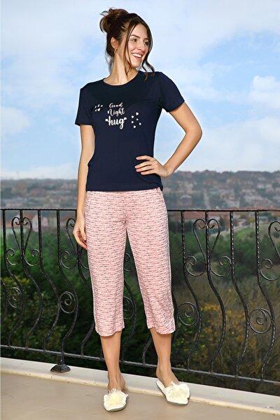 Kapri Yazlık Penye Pijama