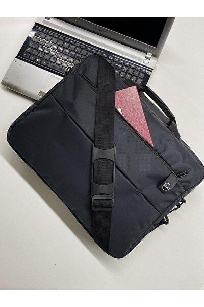 """Serisi 15.6"""" Inç Siyah Evrak Bilgisayar Notebook Laptop Çantası"""
