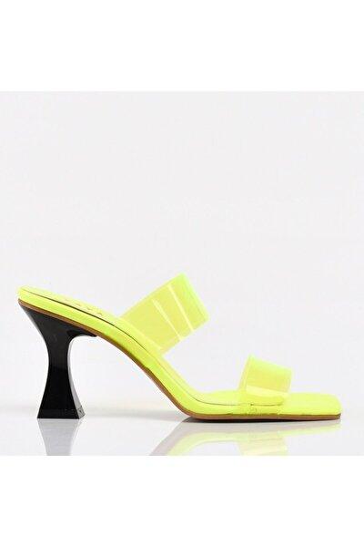 Sarı Yaya Kadın Sandalet & Terlik