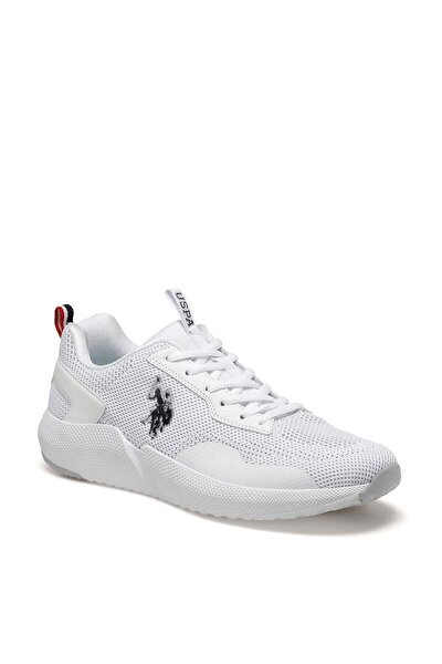 U.s Polo Assn. Sam Erkek Beyaz Ayakkabı 100489809