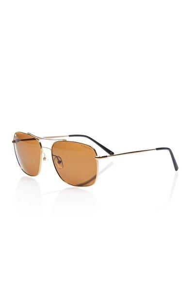 Erkek Kahverengi Kare Güneş Gözlüğü OS 2606 02